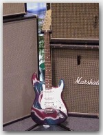Used James Tyler Guitars, LA Studio Classic, Color