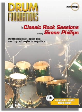 Amazing Drum Loop Software - have Simon Phillips in your band!